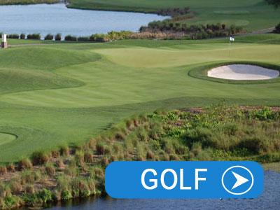 golfing near Windsor Hills