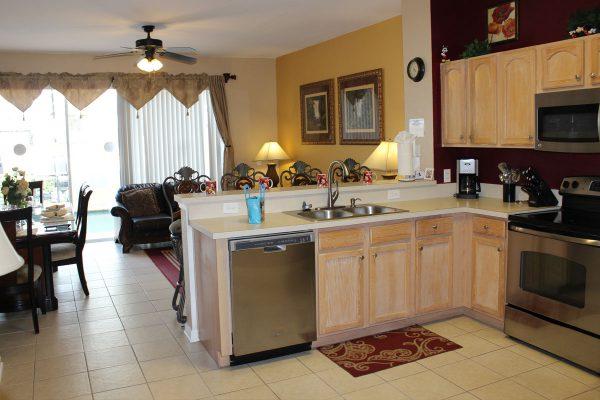 Disney Dreams Vacation Home in Windsor Hills Resort