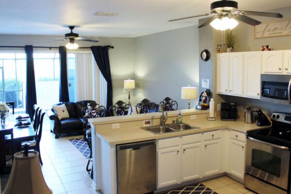 Vacation Rental Townhome in Windsor Hills Resort - Disney Dreams