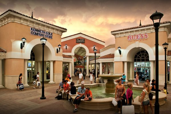 Premium Outlets Mall
